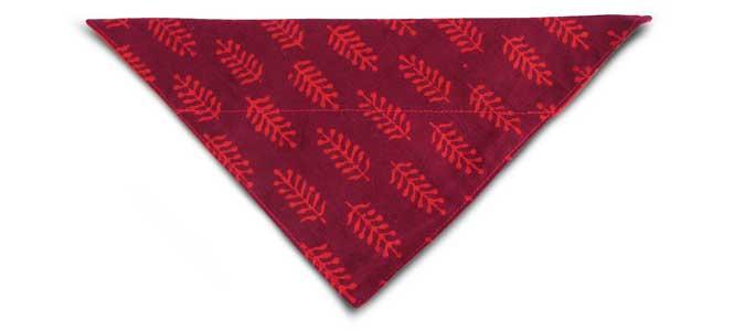 Červený šátečku