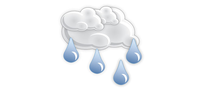 Prší, prší, jen se leje