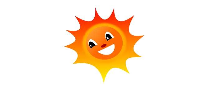 Slunce už vysouší loužičky