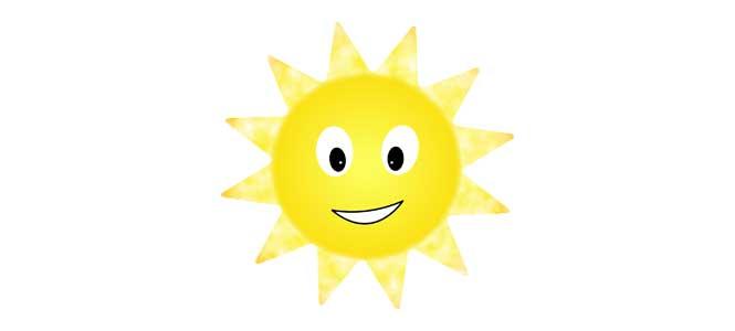 Sluníčko, sluníčko