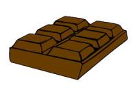 Náhled čokoláda písnička